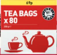 Euro Shopper Teabags